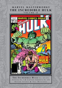 [Marvel Masterworks: Incredible Hulk: Volume 14 (Hardcover) (Product Image)]