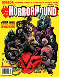 [The cover for Horrorhound #45]