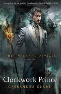 [Infernal Devices: Book 2: Clockwork Prince (Product Image)]