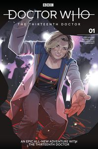 [Doctor Who: The 13th Doctor #1 (Cover D - Stott) (Product Image)]