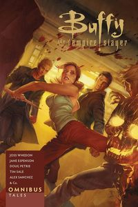[Buffy The Vampire Slayer: Omnibus: Tales (Product Image)]