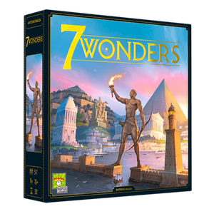 [7 Wonders (2nd Edition) (Product Image)]