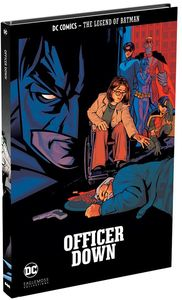 [DC: Graphic Novel Collection: Legends Of Batman: Volume 35: Officer Down (Hardcover) (Product Image)]