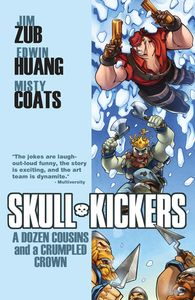 [Skullkickers: Volume 5: Dozen Cousins & A Crumpled Crown (Product Image)]