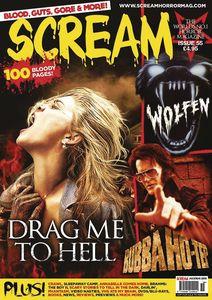 [Scream Magazine #58 (Product Image)]
