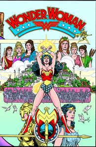 [Absolute Wonder Woman: Gods & Mortals (Hardcover) (Product Image)]