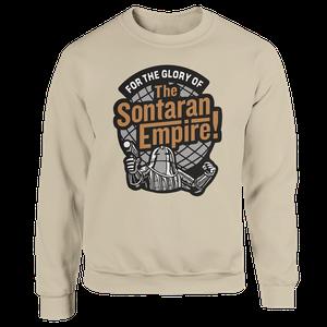 [Doctor Who: Flashback Collection: Sweatshirt: Sontaran Glory! (Product Image)]