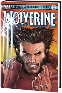 [Wolverine: Omnibus: Volume 1 (DM Variant New Printing Hardcover) (Product Image)]