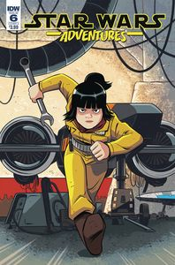 [Star Wars Adventures #6 (Cover A Charm) (Product Image)]
