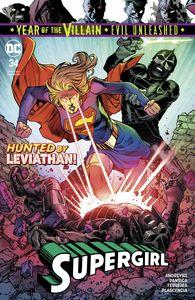 [Supergirl #34 (YOTV) (Product Image)]