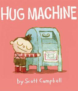 [Hug Machine (Hardcover) (Product Image)]