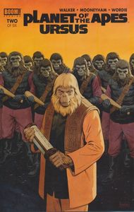 [Planet Of The Apes: Ursus #2 (Main & Mix) (Product Image)]