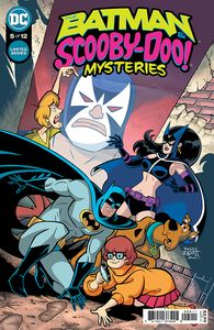 [The Batman & Scooby-Doo Mysteries #5 (Product Image)]