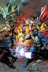 [Justice League: Incarnate #1 (Product Image)]