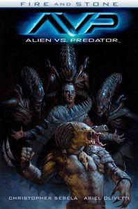 [Alien Vs Predator: Fire & Stone (Product Image)]