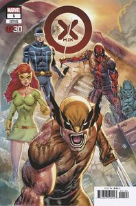 [X-Men #1 (Liefeld Deadpool 30th Variant) (Product Image)]