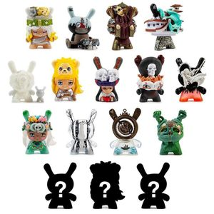 [Kidrobot: Arcane Divination Dunny: Series 2: The Lost Cards (Product Image)]