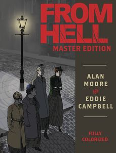 [From Hell: Master Edition (Hardcover) (Product Image)]