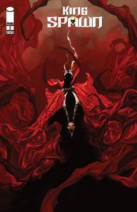[King Spawn #2 (Cover A Aguillo) (Product Image)]