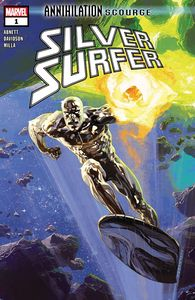 [Annihilation Scourge: Silver Surfer #1 (Product Image)]