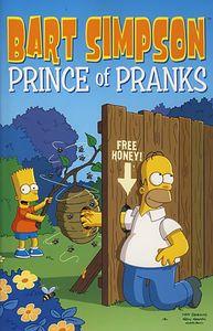 [Bart Simpson: Prince Of Pranks (Titan Edition) (Product Image)]
