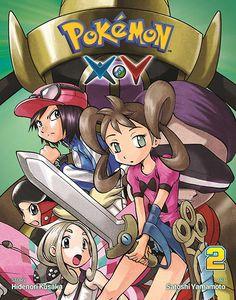 [Pokemon XY: Volume 2 (Product Image)]