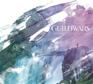 [Art Of Guild Wars: Complete Arenanet: 20th Anniversary Edition (Hardcover) (Product Image)]