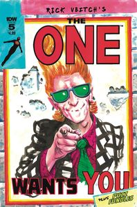 [Rick Veitch: The One #5 (Product Image)]