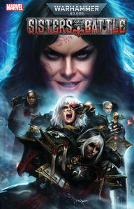 [Warhammer 40k: Sisters Of Battle #3 (Product Image)]