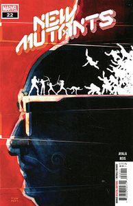 [New Mutants #22 (Product Image)]