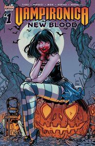 [Vampironica: New Blood #1 (Cover B Braga) (Product Image)]
