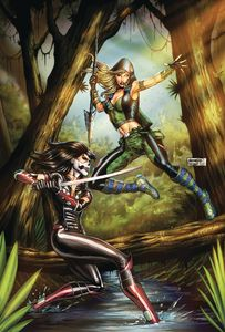 [Robyn Hood: The Hunt #5 (Cover B Goh) (Product Image)]