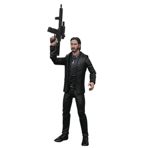 [John Wick: Diamond Select Action Figure: John Wick (Black Suit) (Product Image)]