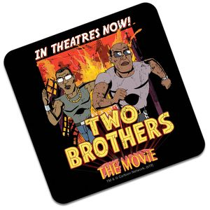 [Rick & Morty: Coaster: Two Brothers (Product Image)]