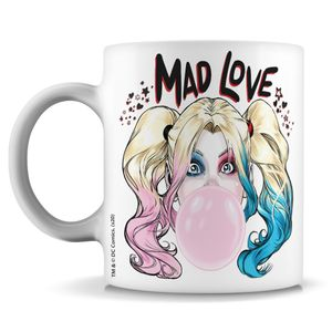 [Batman: Harley Quinn: Mug: Mad Love (Product Image)]