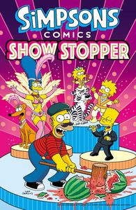 [Simpsons Comics: Showstopper (Product Image)]