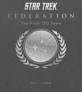 [Star Trek Federation: The First 150 Years (Hardcover) (Product Image)]