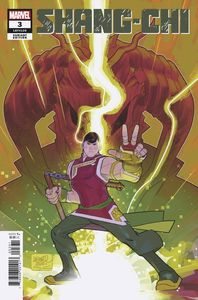 [Shang-Chi #3 (Lafuente Variant) (Product Image)]
