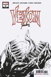 [Venom #3 (4th Printing Stegman Variant) (Product Image)]