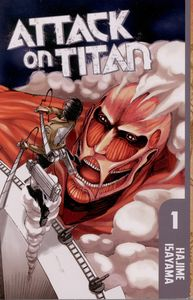 [Attack On Titan: Volume 1 (Product Image)]