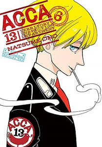 [ACCA: 13 Territory Inspection Department: Volume 6 (Product Image)]