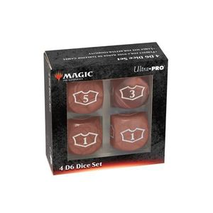 [Magic The Gathering: Deluxe Loyalty Dice: Red (Product Image)]