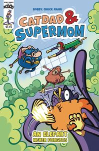 [Catdad & Supermom: An Elephant Never Forgets (Product Image)]