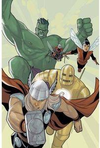 [Avengers: Origin (Hardcover) (Product Image)]