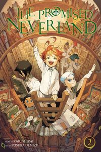 [The Promised Neverland: Volume 2 (Product Image)]