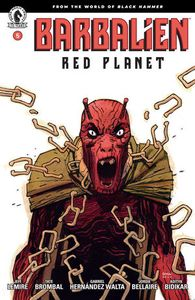 [Barbalien: Red Planet #5 (Cover A Walta) (Product Image)]