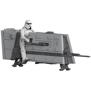 [Solo: A Star Wars Story: Build & Play Model Kit: Imperial Patrol Speeder (Product Image)]