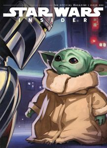 [Star Wars Insider #202 (Grogu Cover) (Product Image)]