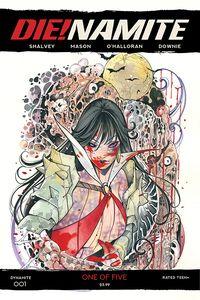 [Die!Namite #1 (Momoko Vampirella Zombie Variant) (Product Image)]