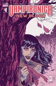 [Vampironica: New Blood #4 (Cover B Malhotra) (Product Image)]